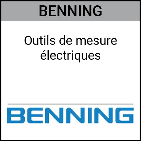 Benning, outils, mesure, électriques , Gouvy Houffalize Bastogne Saint-Vith Clervaux Luxembourg
