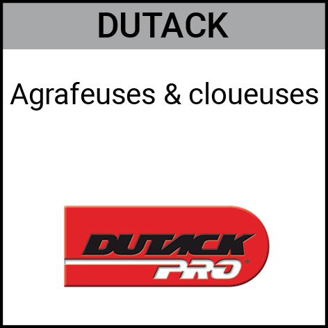 Dutack, agrafeuse, cloueuse, Gouvy Houffalize Bastogne Saint-Vith Clervaux Luxembourg