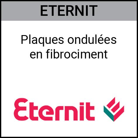 Eternit, plaques ondulées, fibrociment, Gouvy Houffalize Bastogne Saint-Vith Clervaux Luxembourg