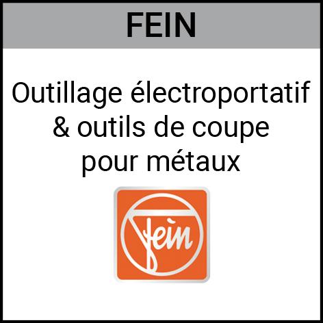 Fein, outillage, éléctroportatif, métaux, Gouvy Houffalize Bastogne Saint-Vith Clervaux Luxembourg
