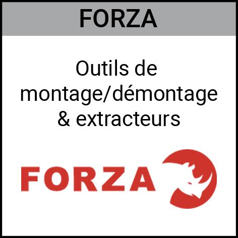 Forza, outillage, montage, démontage, extracteurs, Gouvy Houffalize Bastogne Saint-Vith Clervaux Luxembourg