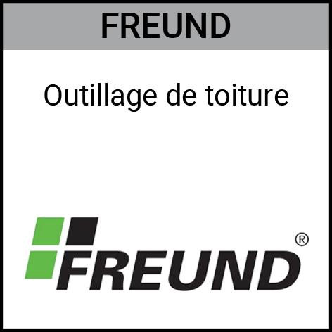 Freund, outillage, toiture, Gouvy Houffalize Bastogne Saint-Vith Clervaux Luxembourg