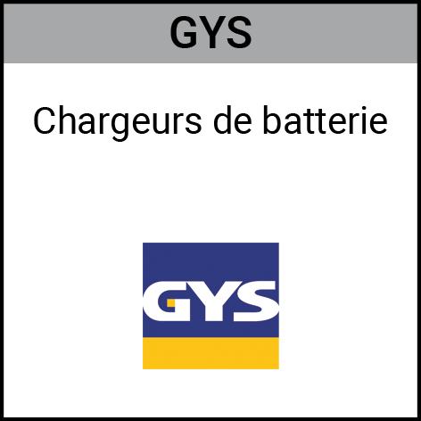 Gys, chargeurs de batterie, Gouvy Houffalize Bastogne Saint-Vith Clervaux Luxembourg