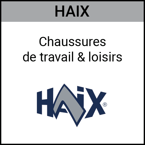 Haix, chaussures, travail, loisirs, Gouvy Houffalize Bastogne Saint-Vith Clervaux Luxembourg