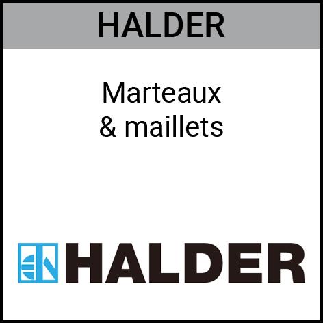 Halder, marteaux, maillets, Gouvy Houffalize Bastogne Saint-Vith Clervaux Luxembourg