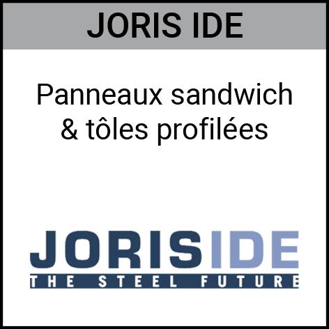 Joriside, panneaux sandwich, tôles profilées, Gouvy Houffalize Bastogne Saint-Vith Clervaux Luxembourg