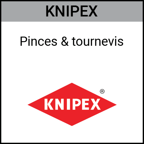 Knipex, outillage, pince, tournevis, Gouvy Houffalize Bastogne Saint-Vith Clervaux Luxembourg