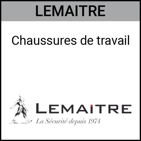 Lemaitre, chaussure, travail, sécurité, Gouvy Houffalize Bastogne Saint-Vith Clervaux Luxembourg