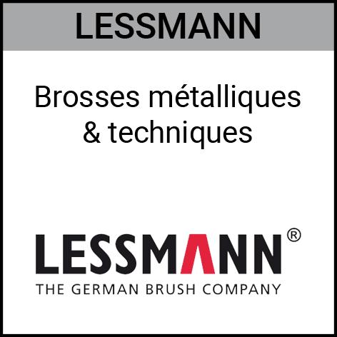 Lessmann, brosse, métallique, technique, Gouvy Houffalize Bastogne Saint-Vith Clervaux Luxembourg