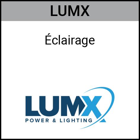 Lumx, éclairage, Gouvy Houffalize Bastogne Saint-Vith Clervaux Luxembourg