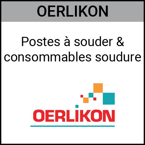 Oerlikon, postes à souder, consommables, soudure, Gouvy Houffalize Bastogne Saint-Vith Clervaux Luxembourg
