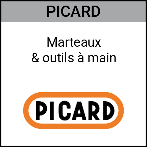 Picard, marteau, outillage, Gouvy Houffalize Bastogne Saint-Vith Clervaux Luxembourg