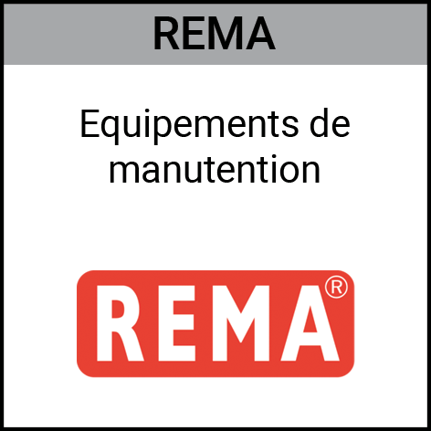 Rema, equipements, manutention, Gouvy Houffalize Bastogne Saint-Vith Clervaux Luxembourg
