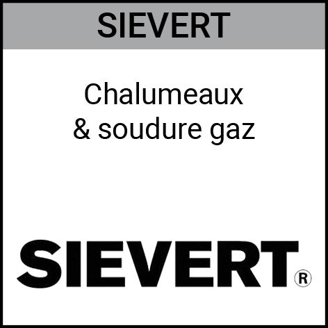 Sievert, chalumeaux, soudure gaz, Gouvy Houffalize Bastogne Saint-Vith Clervaux Luxembourg