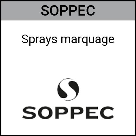 Soppec, sprays, marquage, Gouvy Houffalize Bastogne Saint-Vith Clervaux Luxembourg
