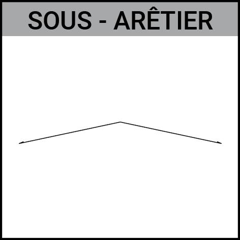sous aretier, bardage, toiture, Gouvy Houffalize Bastogne Saint-Vith Clervaux Luxembourg