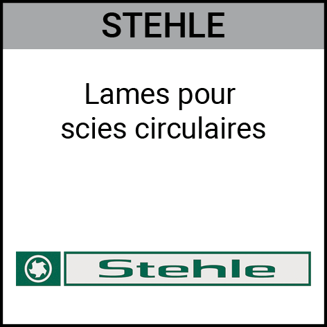 Stehle, lames, scies, circulaires, Gouvy Houffalize Bastogne Saint-Vith Clervaux Luxembourg