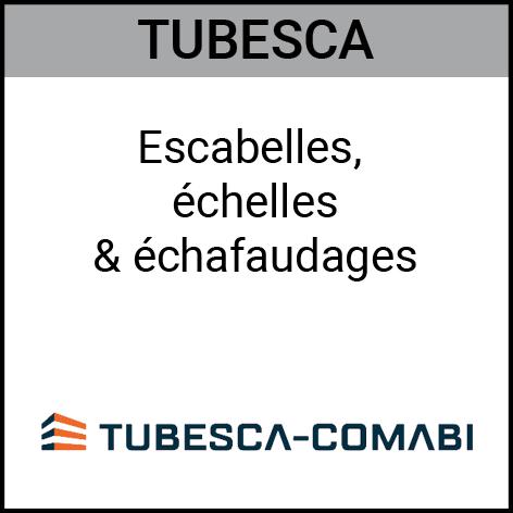 Tubesca, escabelles, échelles, échafaudages, Gouvy Houffalize Bastogne Saint-Vith Clervaux Luxembourg